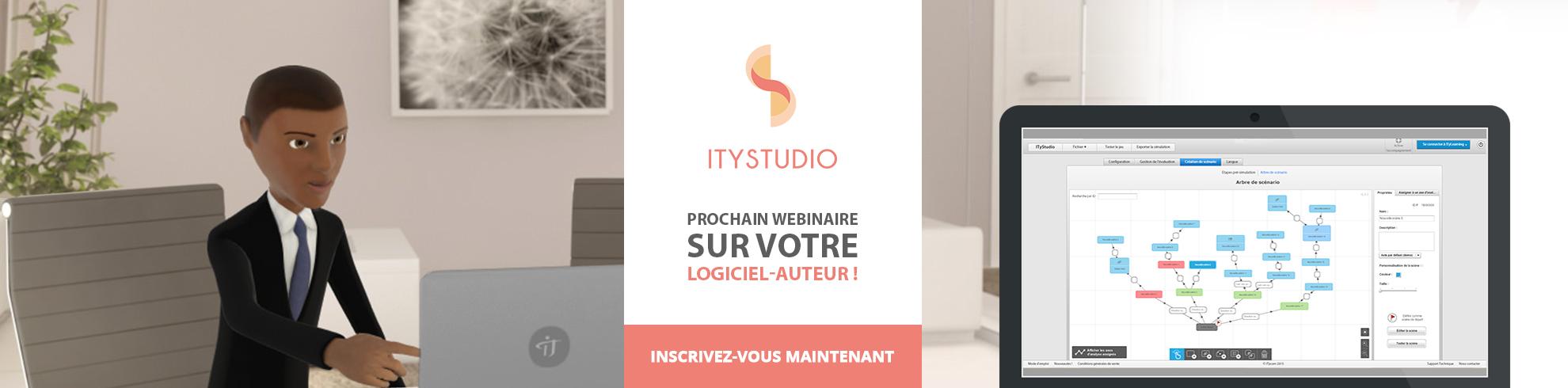 Webinaire ITyStudio