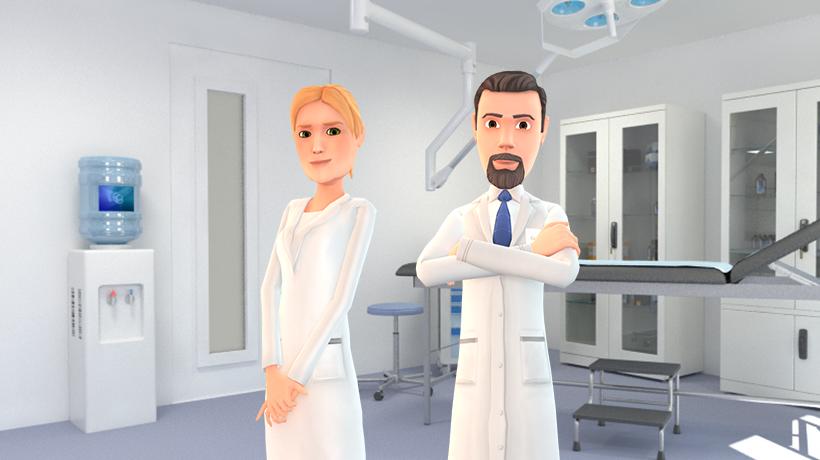 Formez vos professionnels de la santé par le biais des Serious Games !